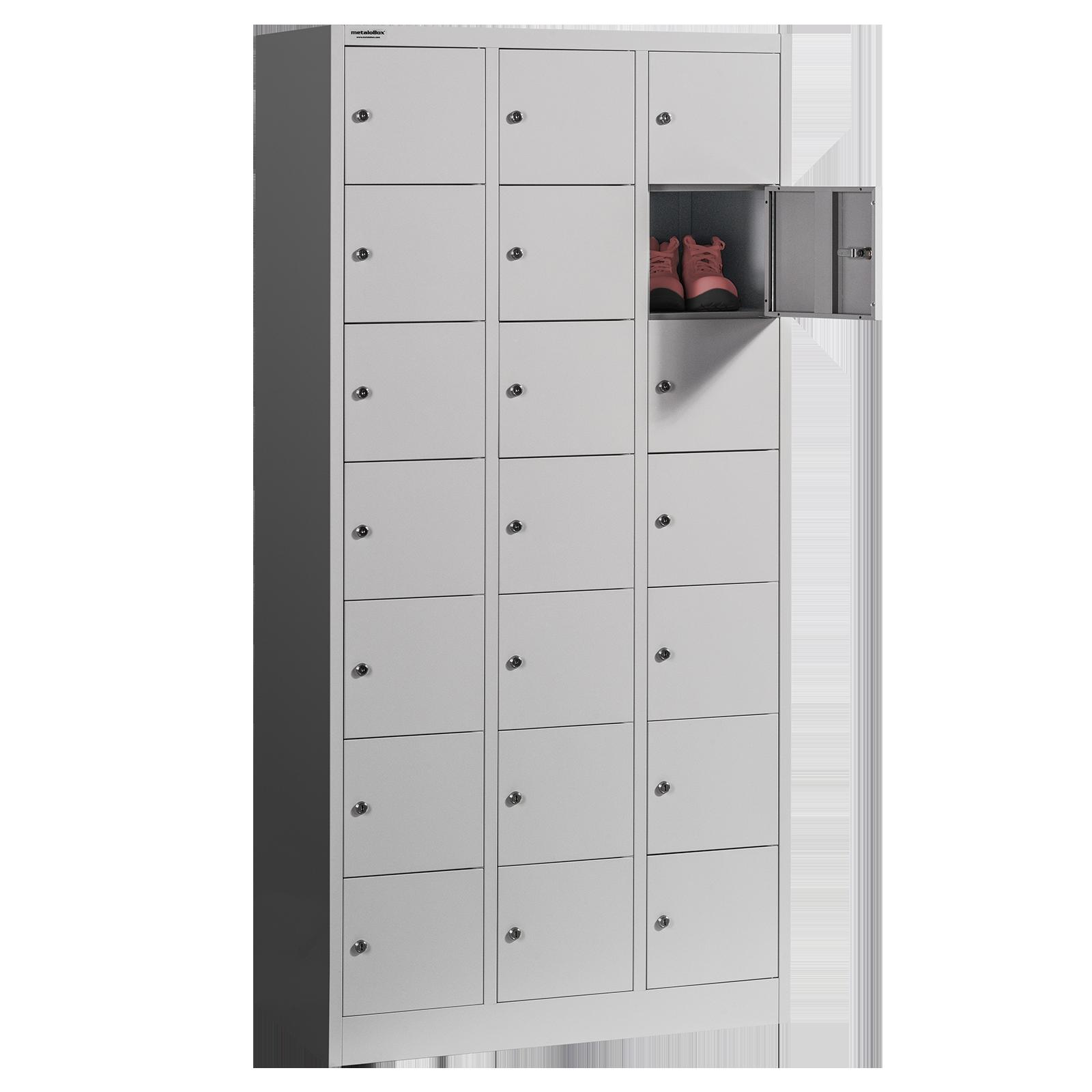 Schließfachschränke | metaloBox